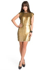 Warrior Princess Dress by Rachel Roy
