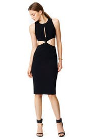 Halfway Point Sheath by Cushnie Et Ochs