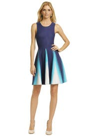 Spray Paint Dress by Issa