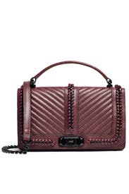 Chevron Love Crossbody Bag by Rebecca Minkoff Accessories
