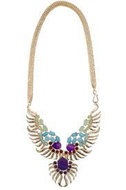 Fenton Phoenix Necklace by Kendra Scott