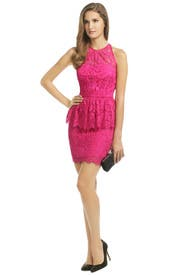 Wilshire Boulevard Dress by Milly