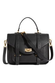 Black Hayden Satchel by Gigi New York