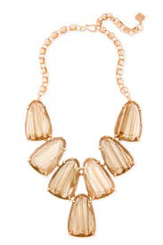Rose Gold Dusted Harlow Necklace by Kendra Scott