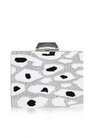 Taylor Leopard Clutch by Kotur