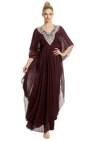 Cleophis Caftan Gown by Temperley London