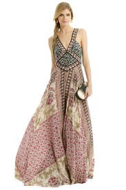 Spices of Morocco Maxi by Marchesa Voyage