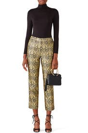 Orion Cigarette Pant by Slate & Willow