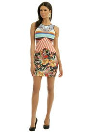 Cool Rider Dress by Clover Canyon
