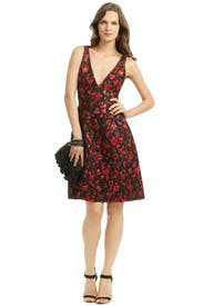 Queen Of Hearts Dress by Thakoon