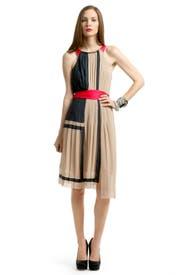 Color Block Perfection Dress by BCBGMAXAZRIA