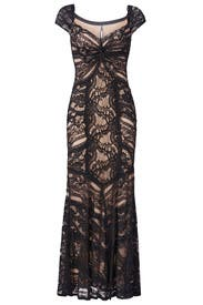 Tempted by You Gown by Nicole Miller