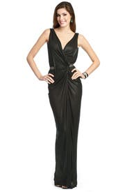Jolie Jersey Gown by Ports 1961