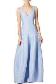 Skylark Gown by Halston Heritage