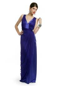 Cerulean Duchess Gown by Carlos Miele