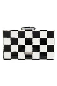 Marcelle Checker Minaudiere by kate spade new york accessories