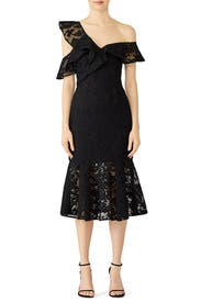 Passion Lace Dress by ML Monique Lhuillier for $105 | Rent the Runway