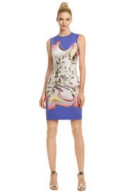 Chemical Reaction Dress by Vera Wang