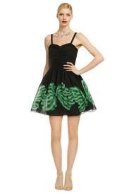 Ribbon Dancer Dress by Anna Sui