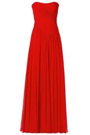 Celebrity Celebrity Gown by Badgley Mischka