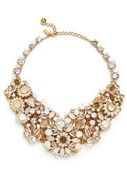 Garden Estate Statement Necklace by kate spade new york accessories