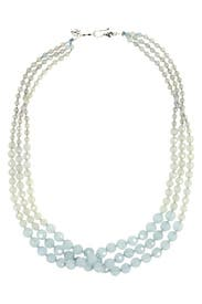Twisted Jade Necklace by Chan Luu