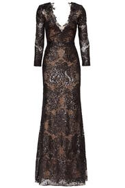 Trident Gown by Marchesa Notte