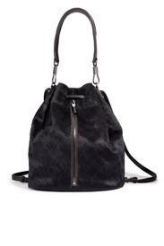 Black Cynnie Sling Bag by Elizabeth and James Accessories