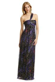 Majestic Waters Gown by Nicole Miller