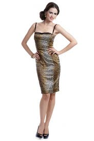 Leopard Looker Dress by D&G by Dolce and Gabbana