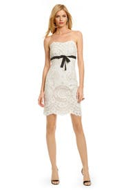 Ambrosia Lace Dress by Anna Sui