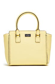 Yellow Small Prospect Place Hayden Bag by kate spade new york accessories