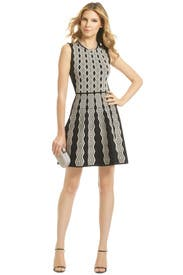 Hex in the City Dress by Pink Tartan