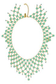 Sparkle Dunes Statement Necklace by kate spade new york accessories