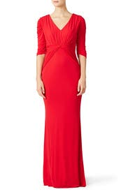 Layla Gown by Badgley Mischka
