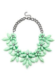 Mint Confection Necklace by Slate & Willow Accessories