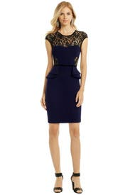 Lady Pep Dress by Blumarine