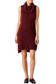 Brandy Turtleneck Sweater Dress by BB Dakota