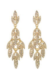 Glimmer of Radiance Earring by Ciner