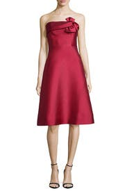 Red Bow Katie Dress by ERIN erin fetherston for $75  Rent the Runway