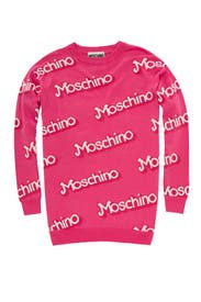 Think Pink Dress by Moschino