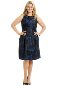 Sweet As Can Be Dress by Carmen Marc Valvo
