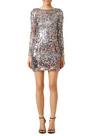 Mini Sequin Pixie Dress by Mark & James by Badgley Mischka