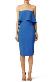 Blue Drigges Dress by LIKELY
