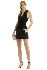 Caged Romper by Robert Rodriguez Collection