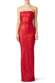 Gemma Gown by Donna Karan New York
