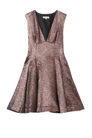 Copper Chemical Element Dress by Opening Ceremony
