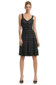 Lara Stripe Panel Dress by Proenza Schouler