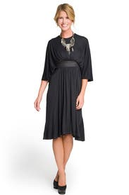 Vera Draped Dress by Doo.ri