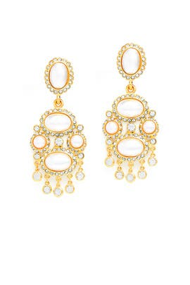 Freida Earrings by Kenneth Jay Lane
